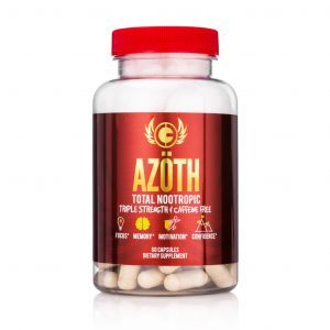Azoth 2.0 Total Nootropic bottle front