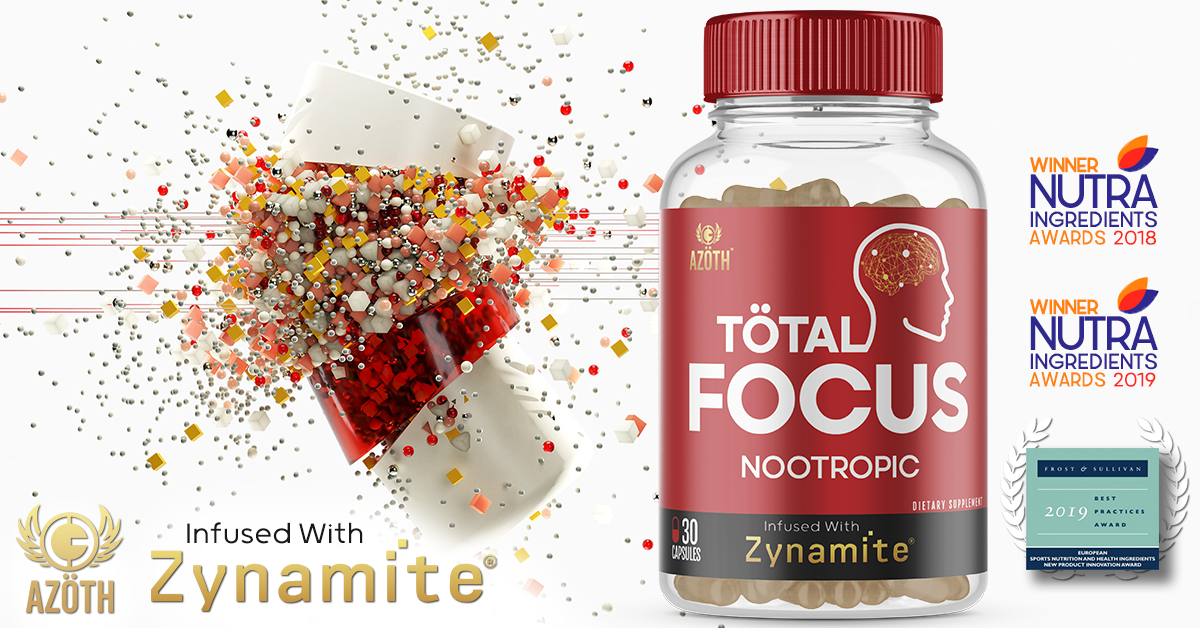 Zynamite: The Next Generation Focus Ingredient To Dominate The Supplement Industry