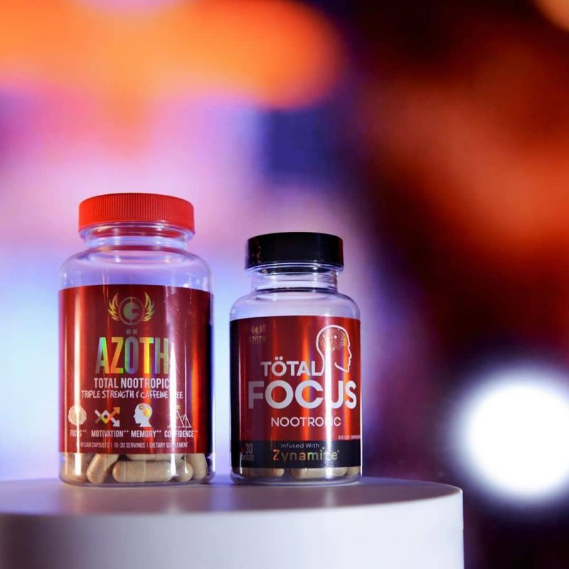 Azoth 2.0 and Total Focus Nootropic Stack